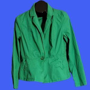 CAbi Verde Jacket #5097